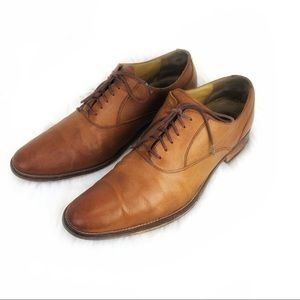 Cole Haan Grand.OS size 11 leather Oxford casual
